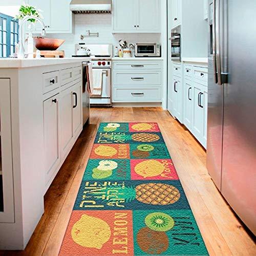Tapete Passadeira de Cozinha Juks Antiderrapante-50 x 160