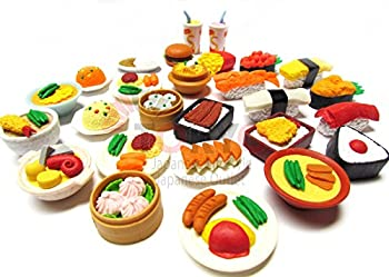 Best japanese food erasers Reviews