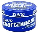 Dax Short & Neat Light Dress 3.5 oz. (Pack of 6) by DAX
