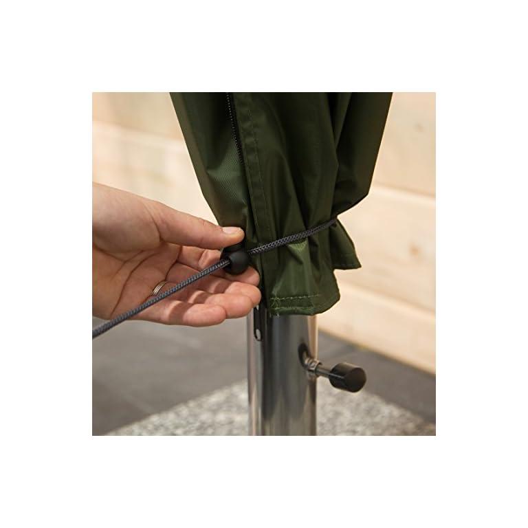 Ultranatura-Fodera-Protettiva-per-Ombrellone-Grigio-L