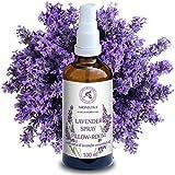 Lavendel Aromatisches Spray 100ml – Lavendel Kissenspray ideal für Yoga – Lavendelkissen Spray...