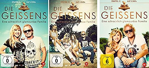 Staffel 9-11 (11 DVDs)