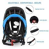Zoom IMG-1 lixada casco integrale per bambini