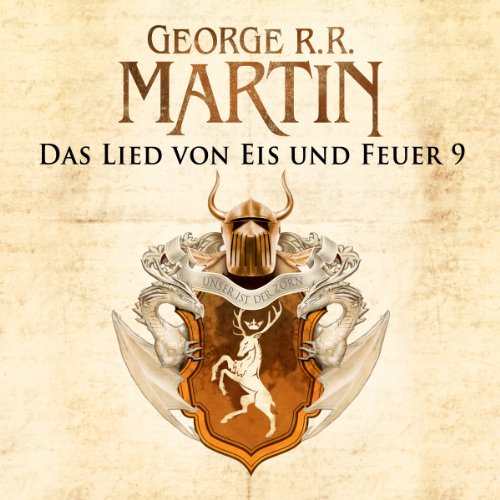 Game of Thrones - Das Lied von Eis und Feuer 9 audiobook cover art