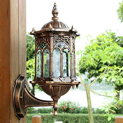 Lámpara de pared antigua, retro, industrial, E27