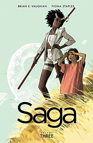 Compare Textbook Prices for Saga, Vol. 3 Illustrated Edition ISBN 8601400752357 by Vaughan, Brian K,Staples, Fiona