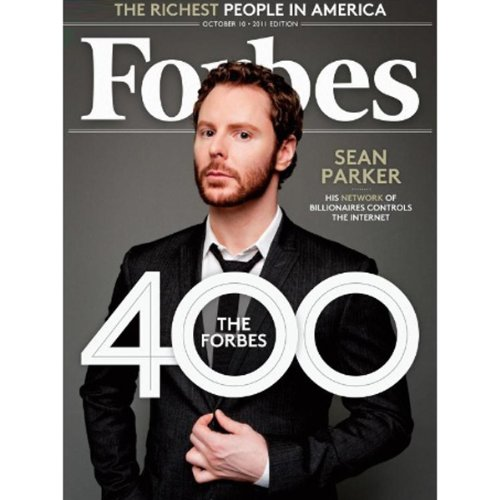 Forbes, September 26, 2011 audiobook cover art