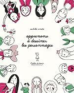 L'atelier de dessin Marabout - Les personnages de Sachiko Umoto