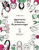 L'atelier de dessin Marabout - Les personnages