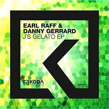 J`s Gelato EP