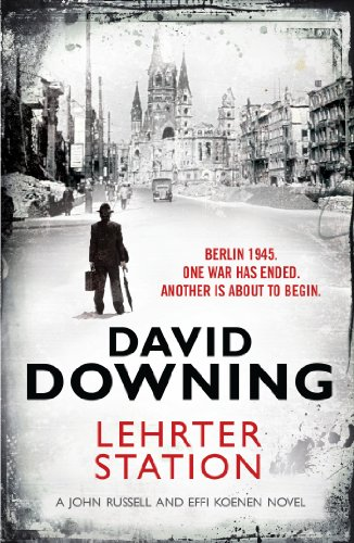 Lehrter Station (John Russell series Book 5) (English Edition)