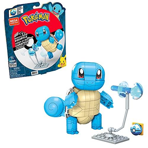 Mega Construx GYH00 - Pokémon Schiggy, ab 7 Jahren