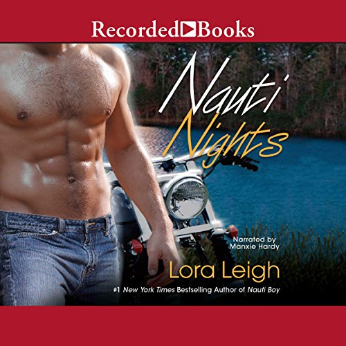 Nauti Nights audiobook cover art