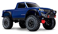 """Innovative portal axles provide huge ground clearance and virtually eliminate chassis torque twist Fully-locked front and rear differentials provide unstoppable traction with a single speed transmission that's """"just right"""" for crawling and trail driv..."""