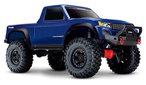 Traxxas TRX-4 Sport Brushed 1:10 RC Modellauto Elektro Crawler Allradantrieb (4WD) RTR 2,4 GHz