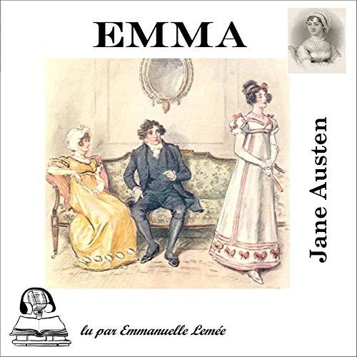 Couverture de Emma