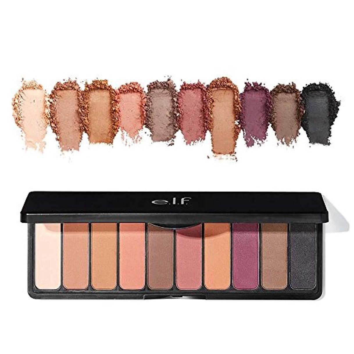 取り替える倫理制限(3 Pack) e.l.f. Mad For Matte Eyeshadow Palette - Summer Breeze (並行輸入品)