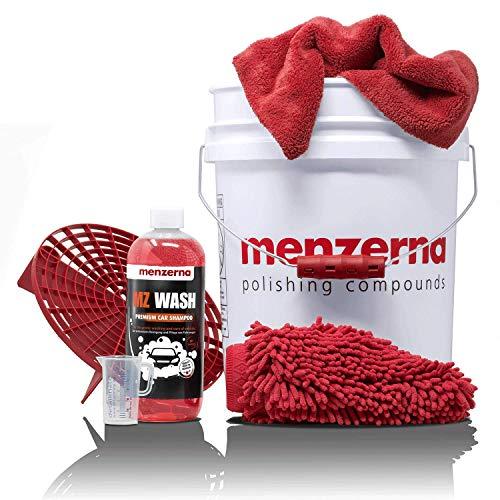 detailmate Menzerna MZ Wash Kit d'entretien de voiture...