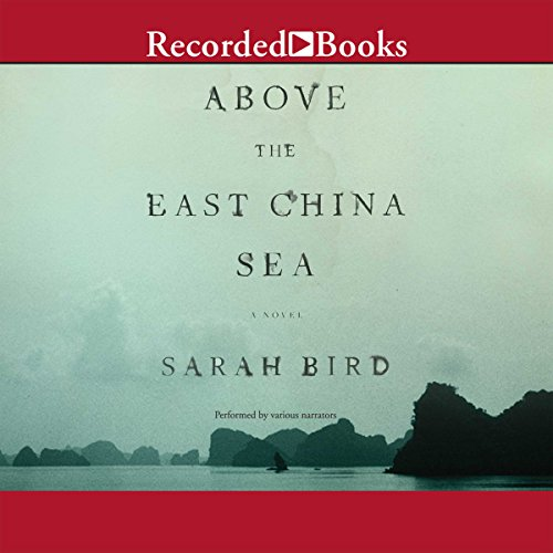 Above the East China Sea audiobook cover art