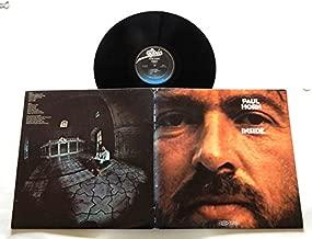 Paul Horn INSIDE - Epic Records 1968 - Vinyl LP Record -