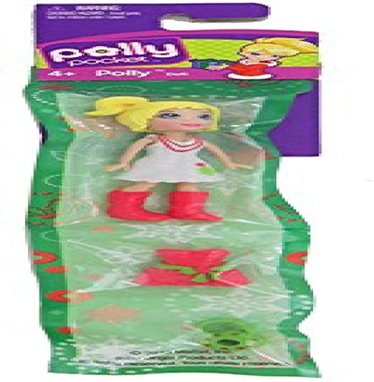 Polly Pocket Polly Christmas Set