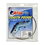 American Fishing Wire Tooth Proof Stainless Steel...