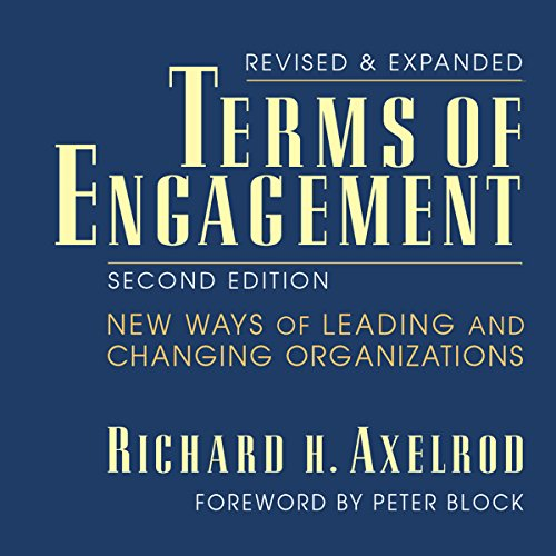 Terms of Engagement audiobook cover art