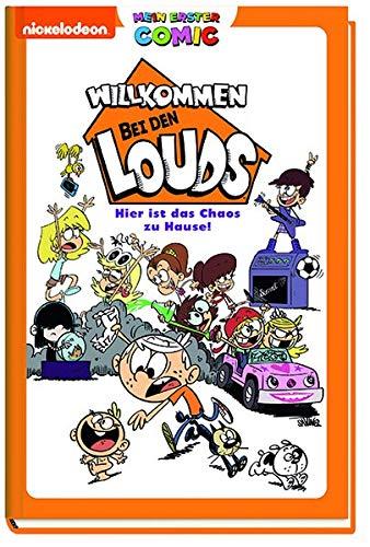 Mein erster Comic: Willkommen bei den Louds: Hier ist das Chaos zu Hause!