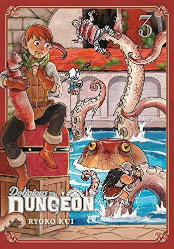 Delicious in Dungeon Vol. 3 (English Edition)