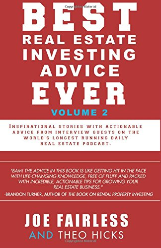 Real Estate Investing Books! - Best Real Estate Investing Advice Ever: Volume 2