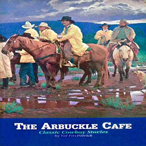The Arbuckle Cafe audiobook cover art