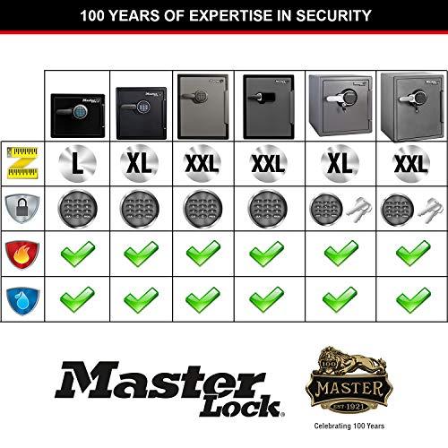 Master Lock LFW123FTC