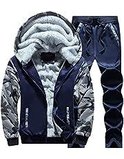 [アマツ] ジャージ 上下 メンズ 長袖 セットアップ ルームウェア 上下セット 裏ボア 秋 冬 ゆったり カジュアル 大きいサイズ