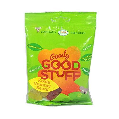 Goody Good Stuff - Koala Gummy Bears - 100g (Case of 12) by Goody Good Stuff
