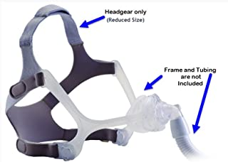Wisp CPAP Nasal Mask Headgear Reduced Size - Item Number 1109307EA