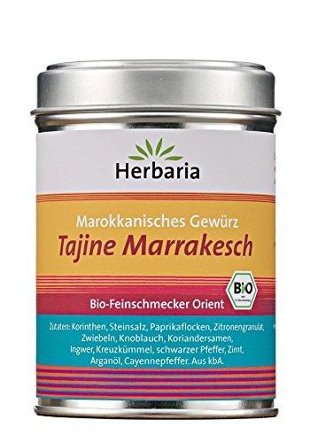 Herbaria Bio Marokk. Gew. Tajine Marrakesch (3 x 100 gr)