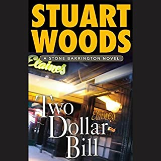 Two Dollar Bill audiobook cover art