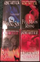 EMBRACED BY DARKNESS-FULL MOON RISING-DANGEROUS GAMES-KISSING SIN