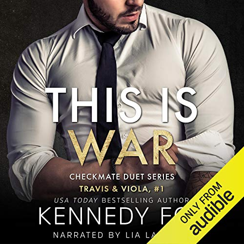 Checkmate: This Is War Audiobook By Kennedy Fox cover art