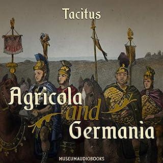 Page de couverture de Agricola and Germania