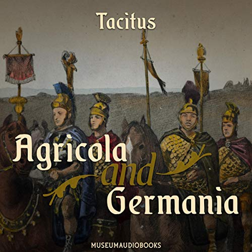 Agricola and Germania cover art