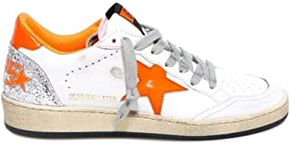 GOLDEN GOOSE Luxury Fashion Womens G35WS592V7 White Sneakers   Fall Winter 19
