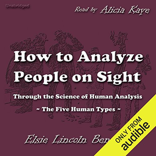 How to Analyze People on Sight Titelbild
