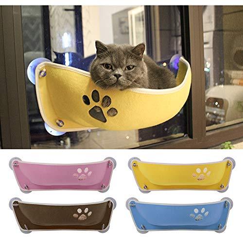 Weehey Katze Haustier Fenster Bett Katze Fenster Barsch Katze Hängematte Fenster Sitz...