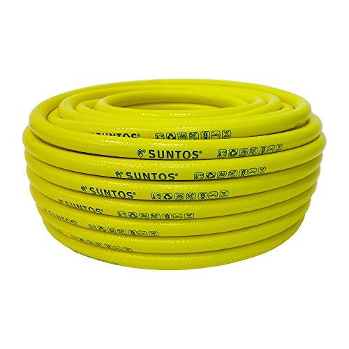 """Sanifri 470010050 \""""Suntos\"""" Qualitätsschlauch, 1/2\"""", 20m, knickfest, verdrehsicher, kälte- und hitzebeständig"""
