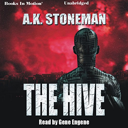 The Hive audiobook cover art
