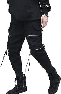 ecfc5b7f Amazon.es: pantalones hip hop hombre - Harem: Ropa