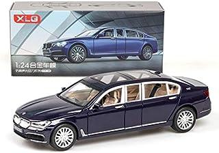 لعبة سيارات من Diecasts & Toy Vehicles - لسيارات BMW-760LI موديل سيارة لعبة مصبوبة نموذج سيارة سحب إلى الخلف لعبة للأطفال ...