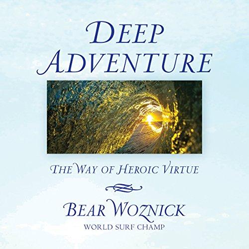 Deep Adventure audiobook cover art