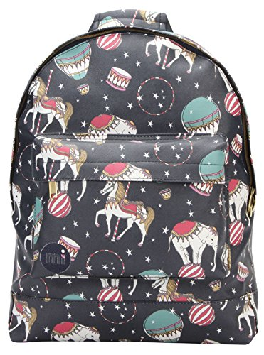 Mi-Pac Mini Backpack Gold Mochila Infantil, 33 cm, litros, Vintage Fair